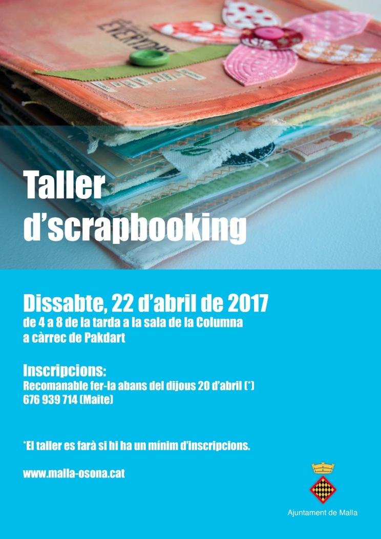 taller d srcapbboking primavera 2017